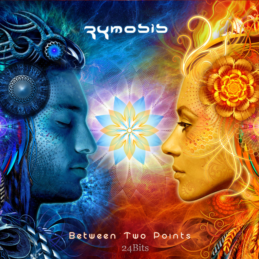 Zymosis - Awakening @ 'Between Two Points' album (electronic, ukraine)
