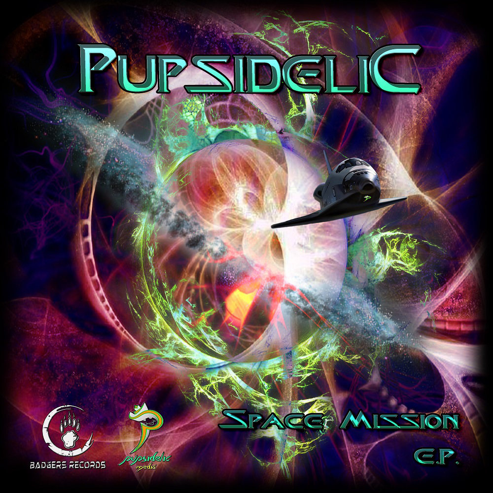 Pupsidelic - Space Mission
