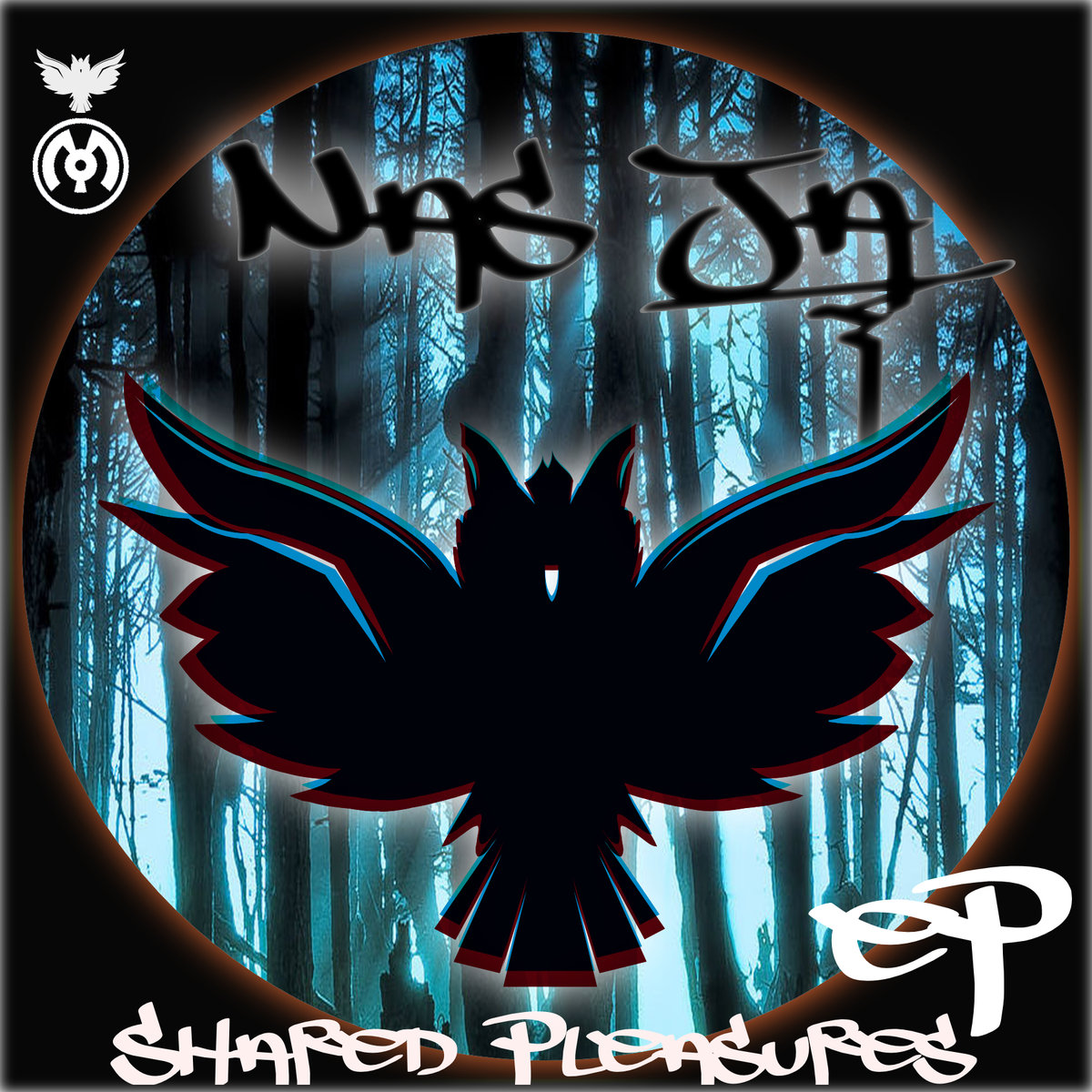 Nas-Ja - Shared Pleasures @ 'Shared Pleasures' album (electronic, dubstep)
