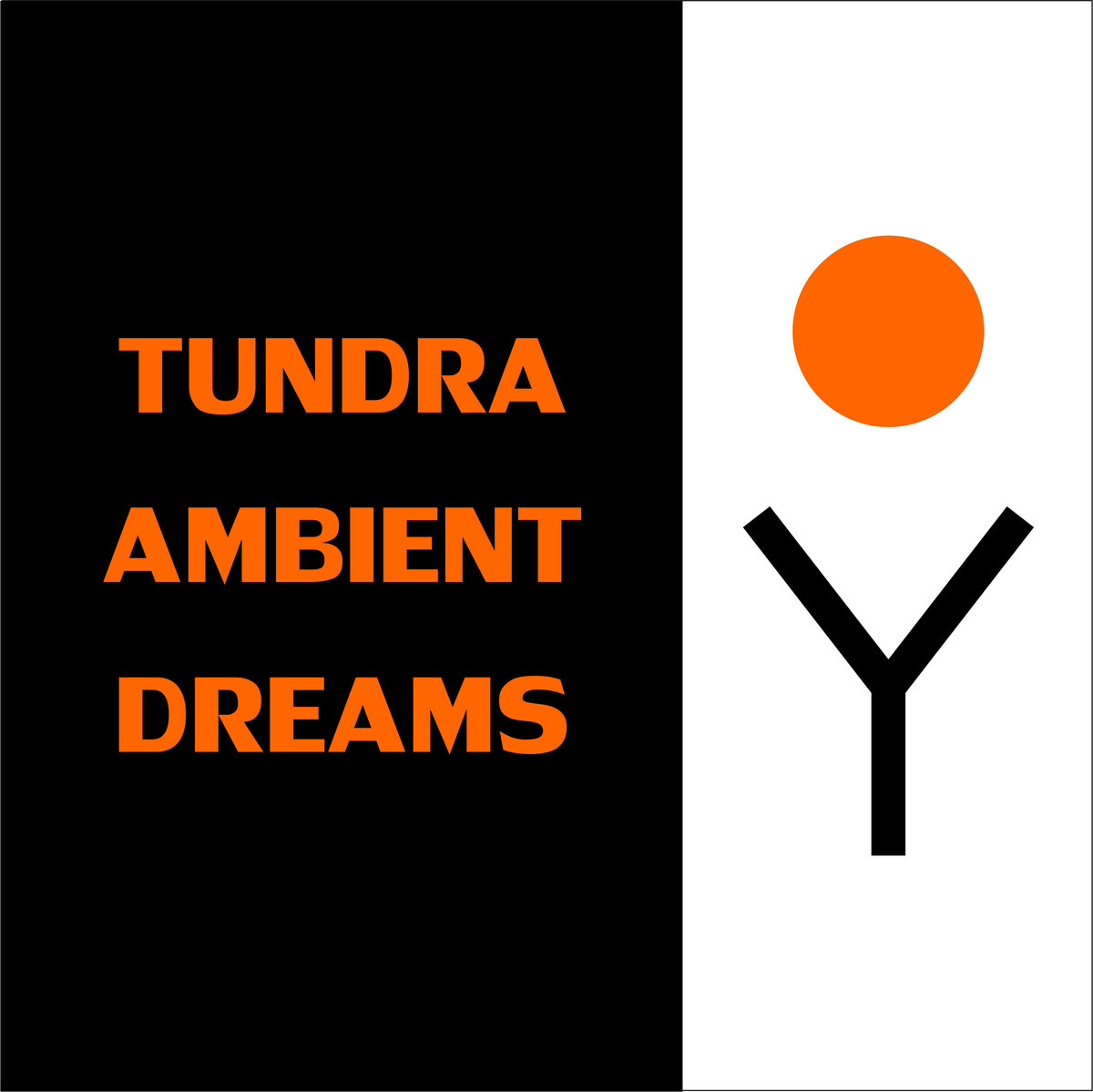 Flying Hills - Tahtarvumchorr @ 'Ellipsis III - Tundra.Ambient.Dreams. Vol.3' album (electronic, ambient)
