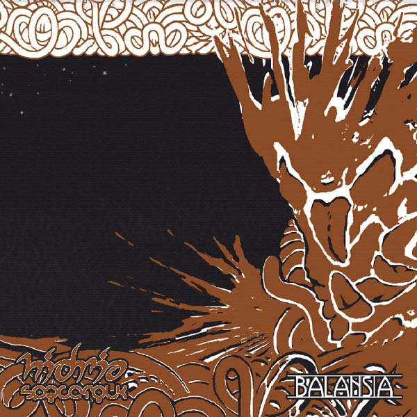 Hidria Spacefolk - Pajas @ 'Balansia' album (alternative, astrobeat)