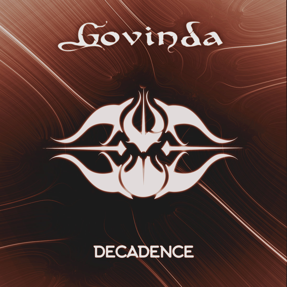 Govinda ft. Paisley Starfire - Lasers @ 'Decadence' album (electronic, chill out)