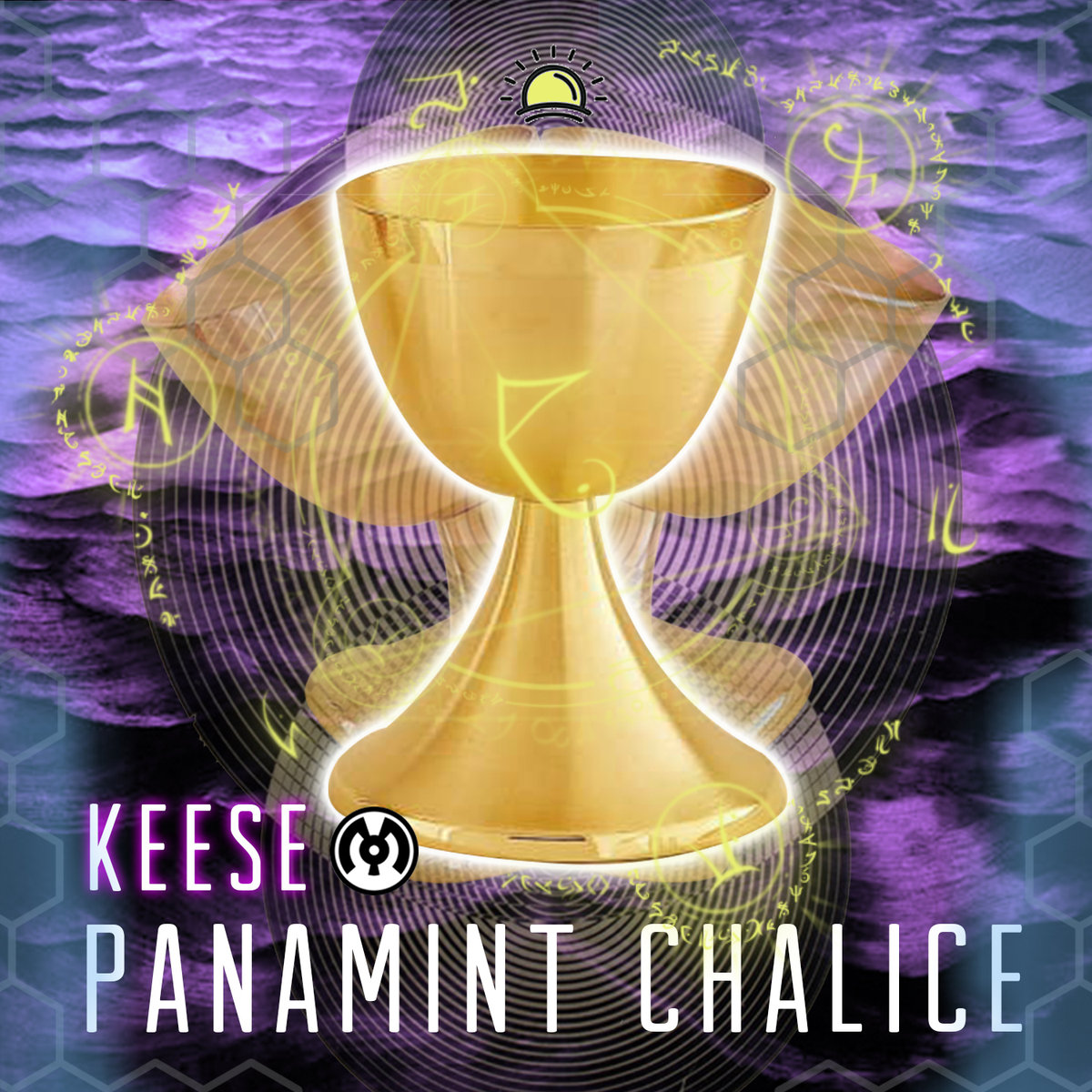 Keese - Hot Curls @ 'Panamint Chalice' album (electronic, dubstep)