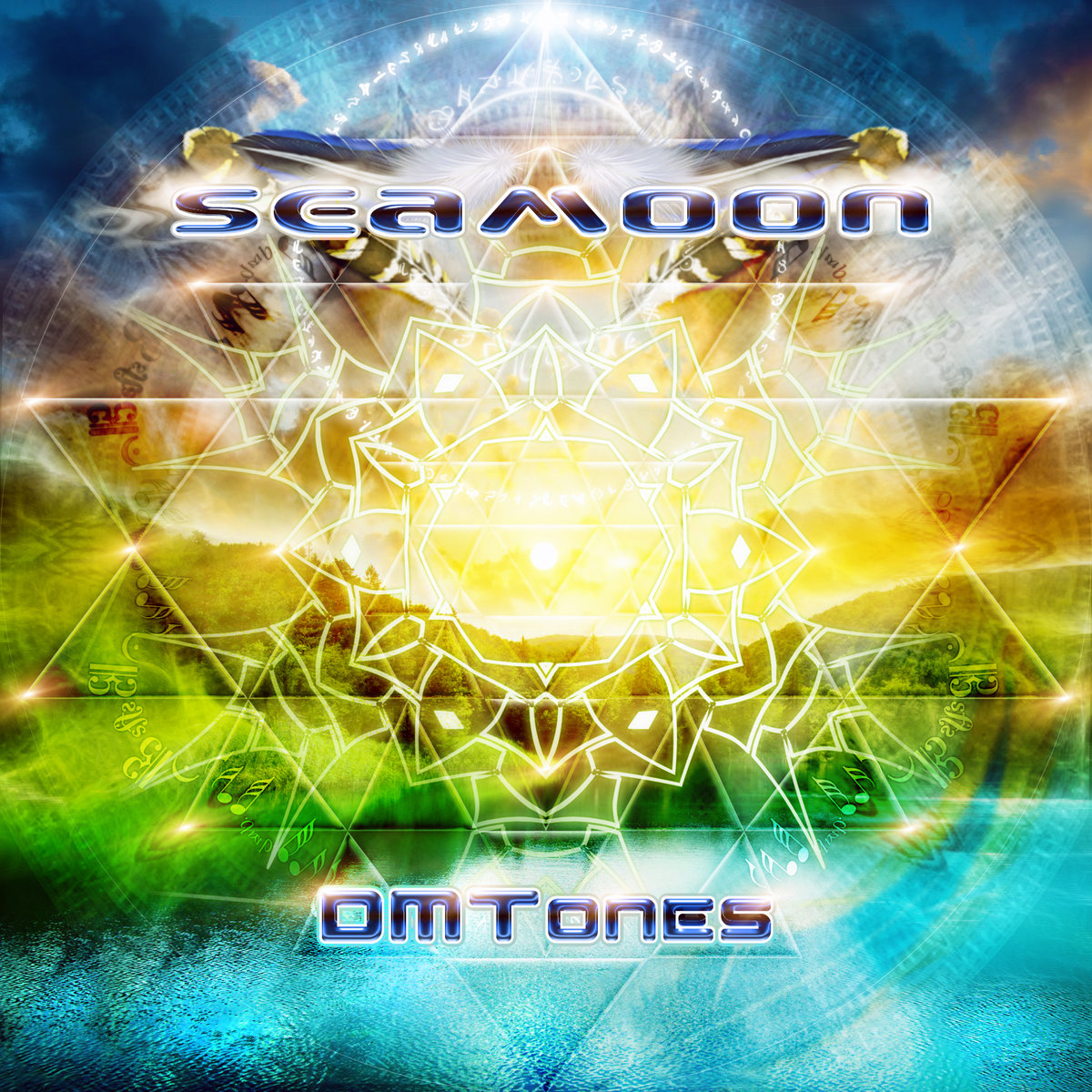 Seamoon - Beyond Physical Perceptions @ 'DMTones EP' album (amazon, dmt)