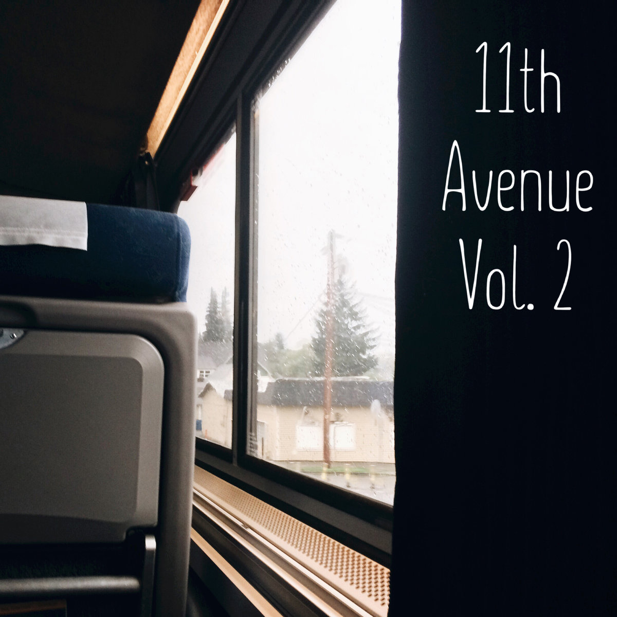 Maya Hall - Summer Ashes @ '11th Avenue Vol. 2' album (11th ave records, 11thaverecords 11th avenue)