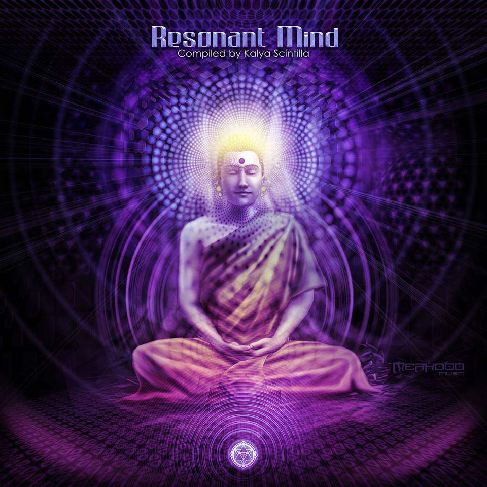 Master Minded - Magic Touch @ 'Resonant Mind' album (electronic, ambient)