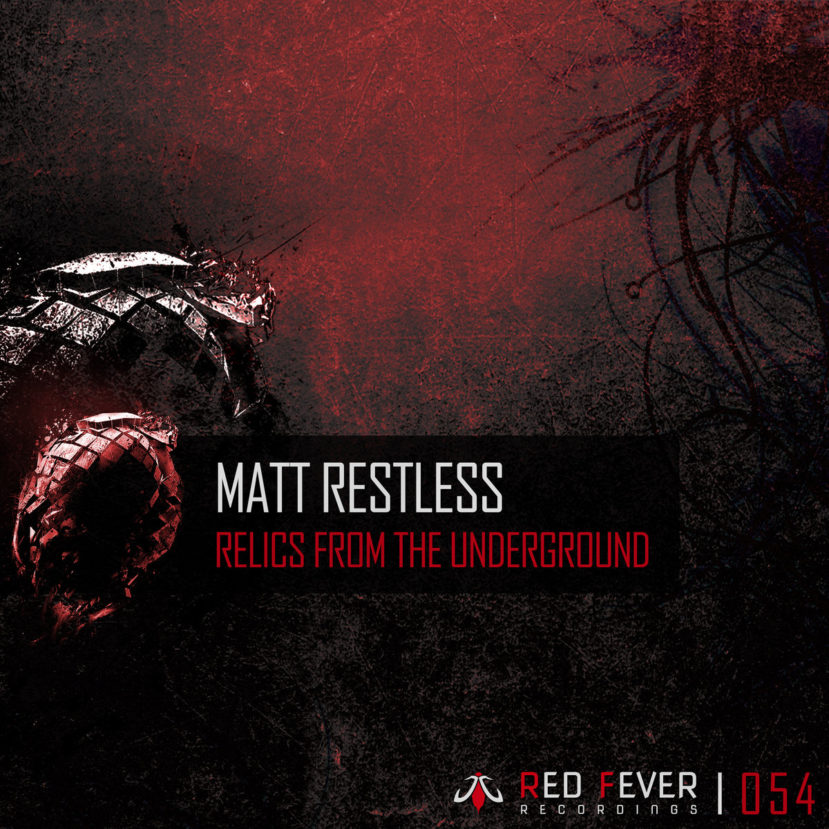 Matt Restless - One with the beat @ 'Underground Relic' album (electronic, gabber)