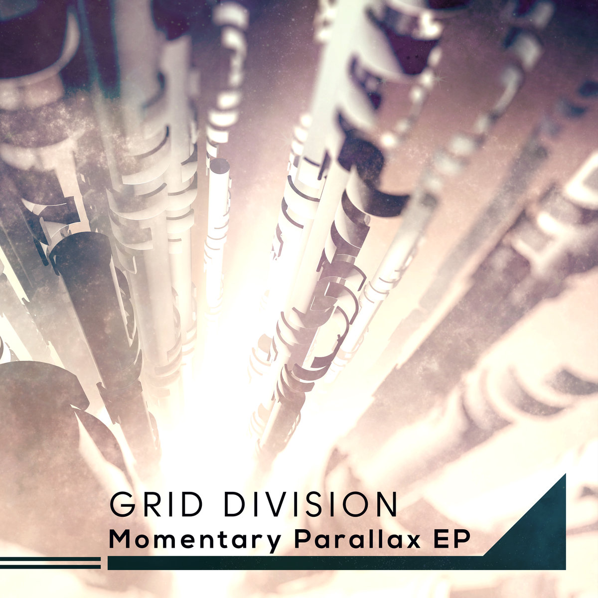 Grid Division - Parallax @ 'Momentary Parallax' album (bass, electronic)