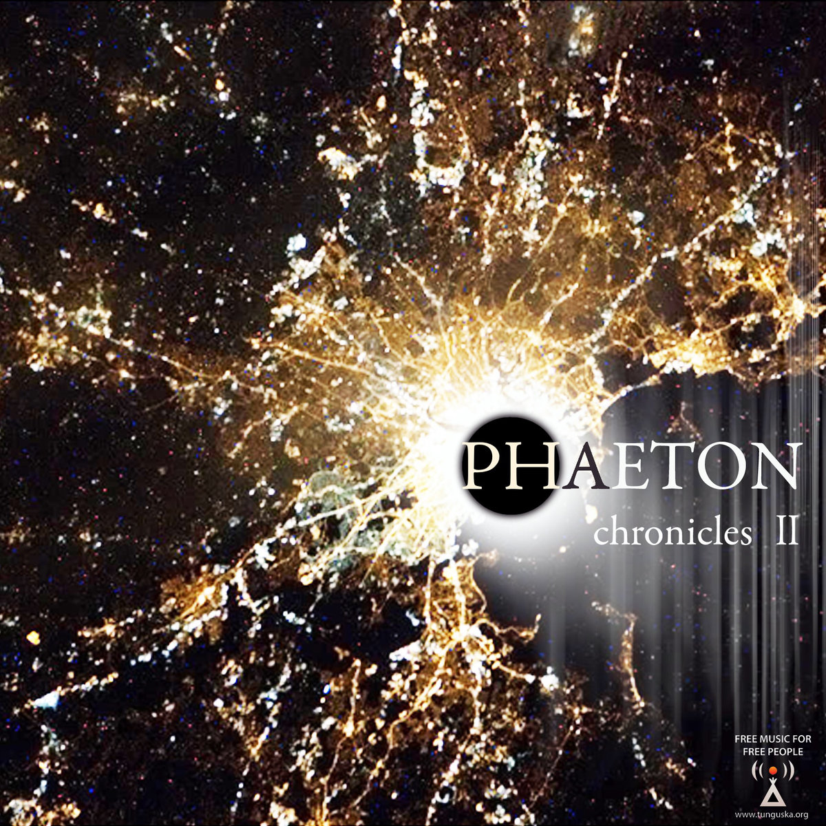 "Project ""?!"" & Onkakmir - Cold Space @ 'Phaeton Chronicles - Volume 2' album (electronic, abstract electronic)"