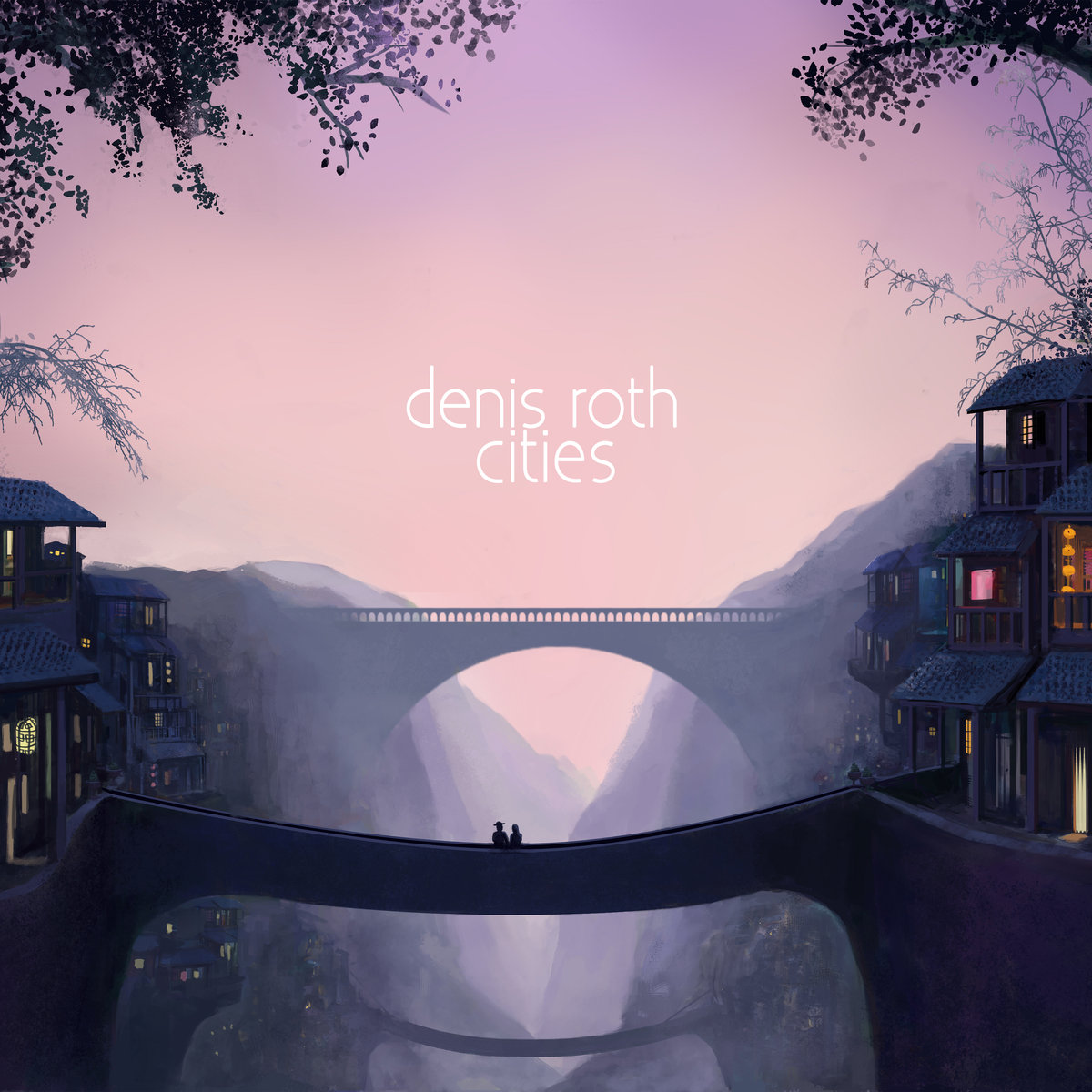 Denis Roth - Flying High @ 'Cities' album (progressive rock, rock)