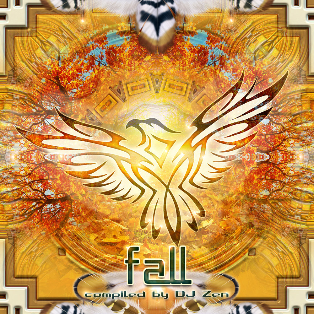 ELEA & BAHRAMJI - Dancing Blossoms (Sidereal Remix) @ 'Fall' album (electronic, fall altar records)