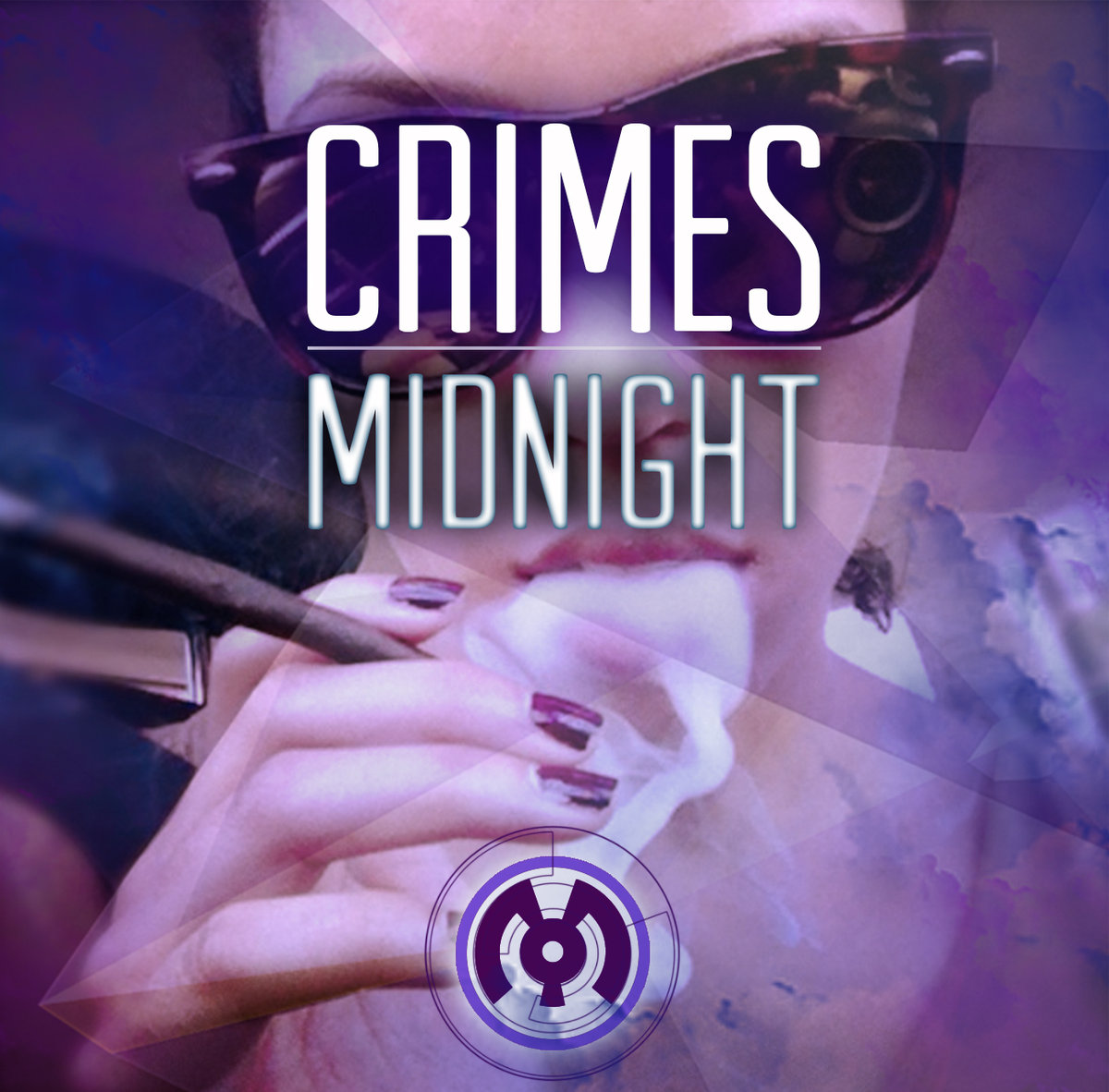 Crimes! - Feels @ 'Midnight' album (electronic, dubstep)
