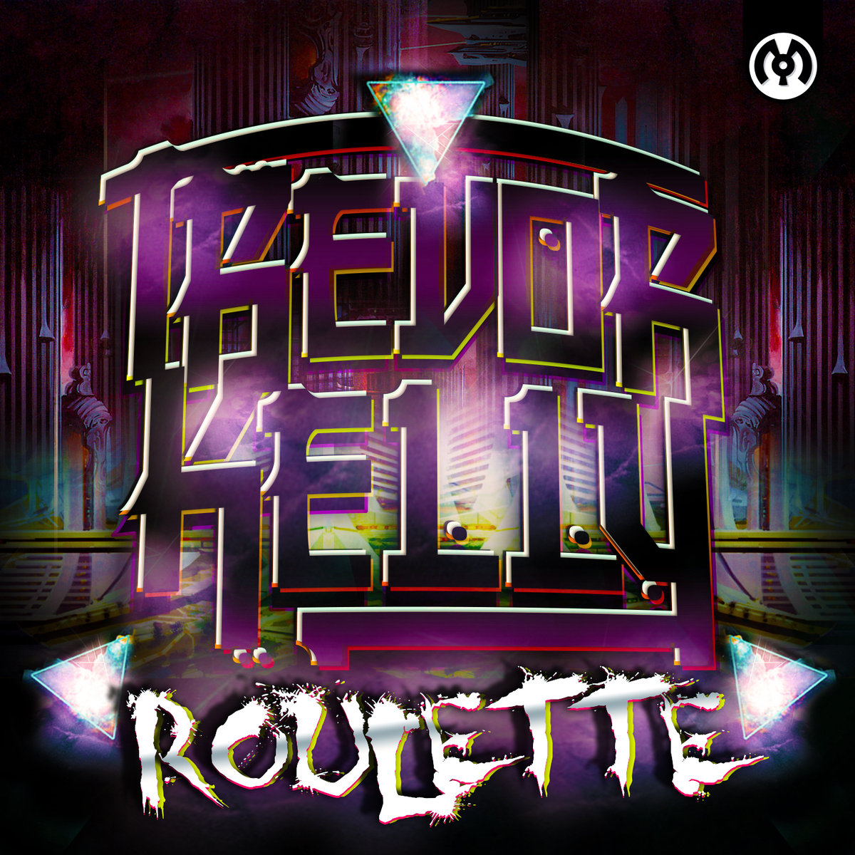 Trevor Kelly - Uh Blunt! @ 'Roulette' album (electronic, dubstep)