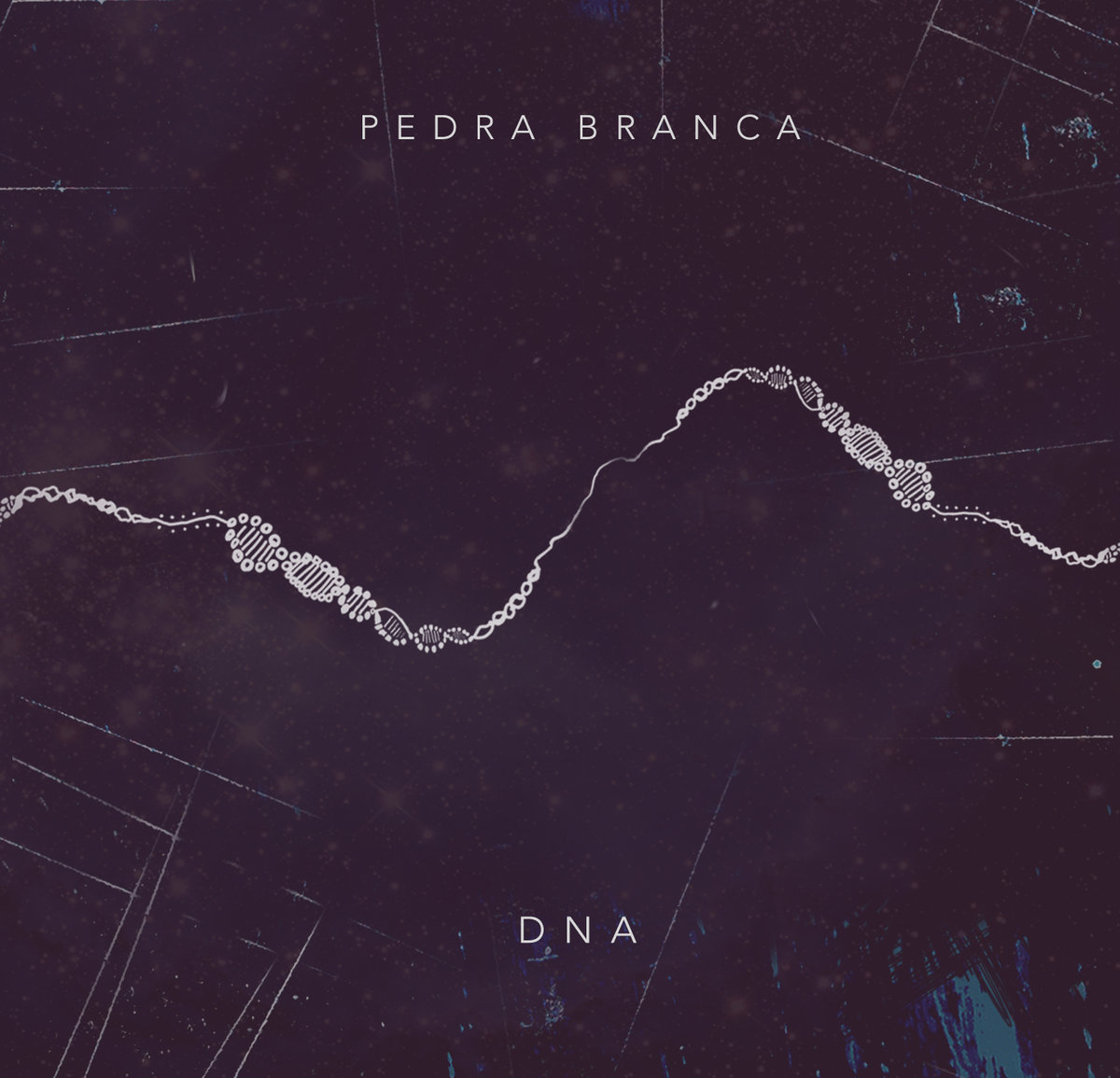 Pedra Branca - Lullaby @ 'DNA' album (brazil, electronic)