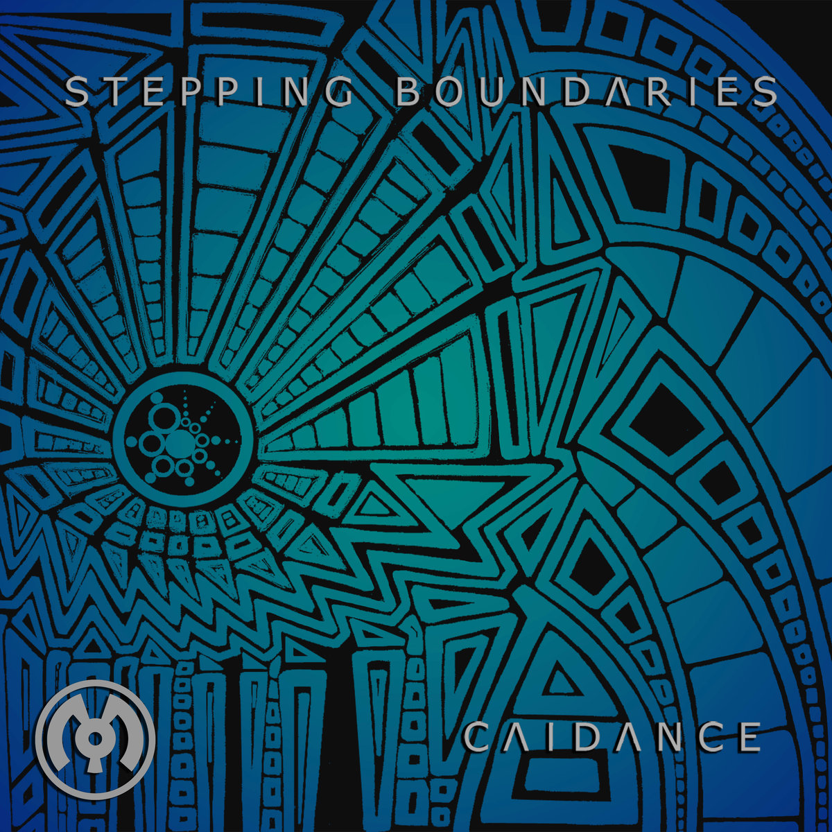 Caidance feat. Elly Martinez - Agua Azul @ 'Stepping Boundaries' album (electronic, dubstep)