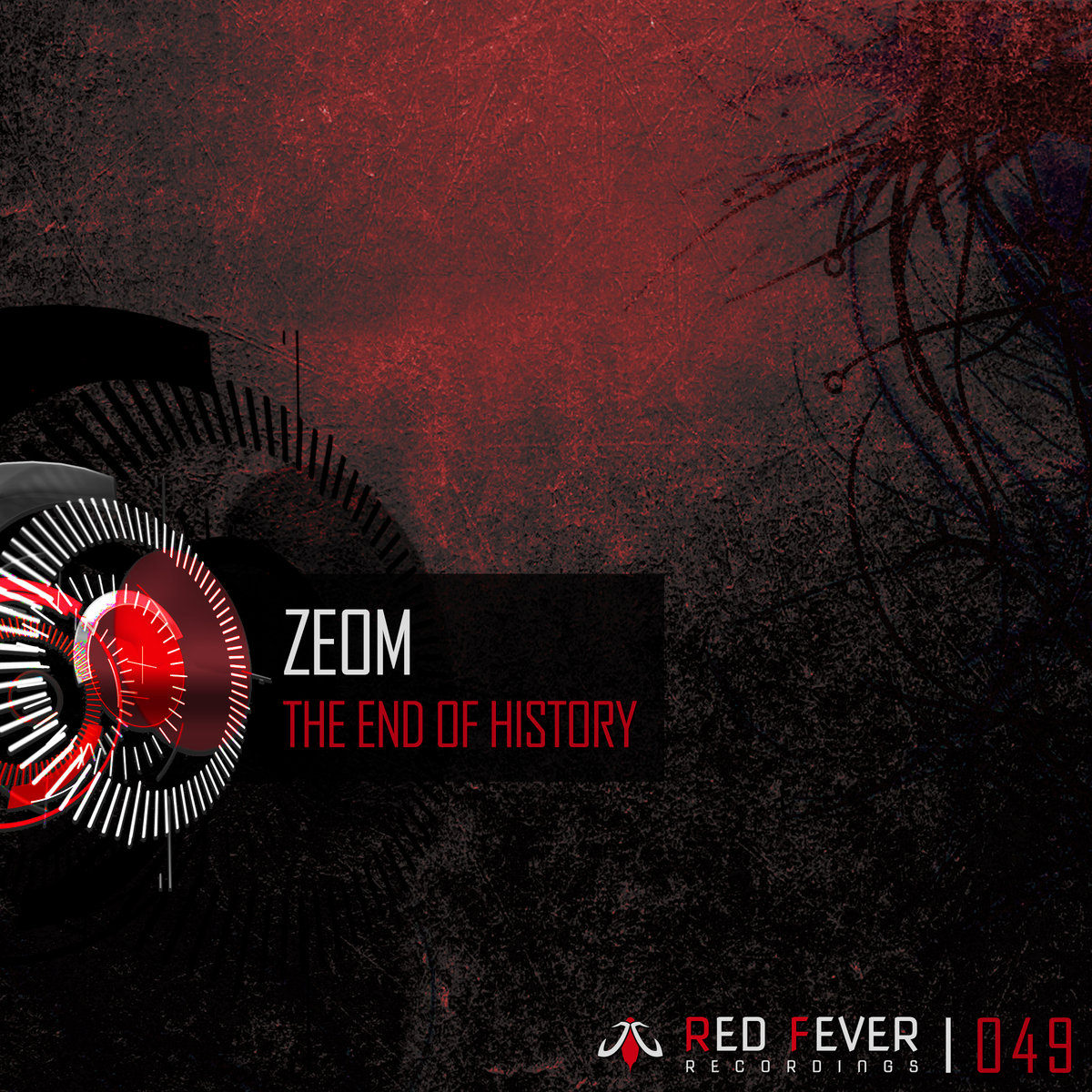Zeom - Your Own Destiny @ 'The End Of History' album (electronic, gabber)