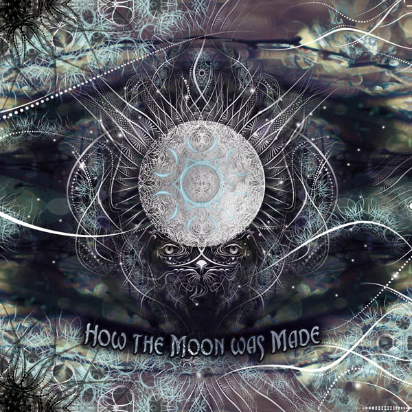 Manju - Pyramid cycle @ 'Various Artists - How The Moon Was Made' album (ambient, electronic)