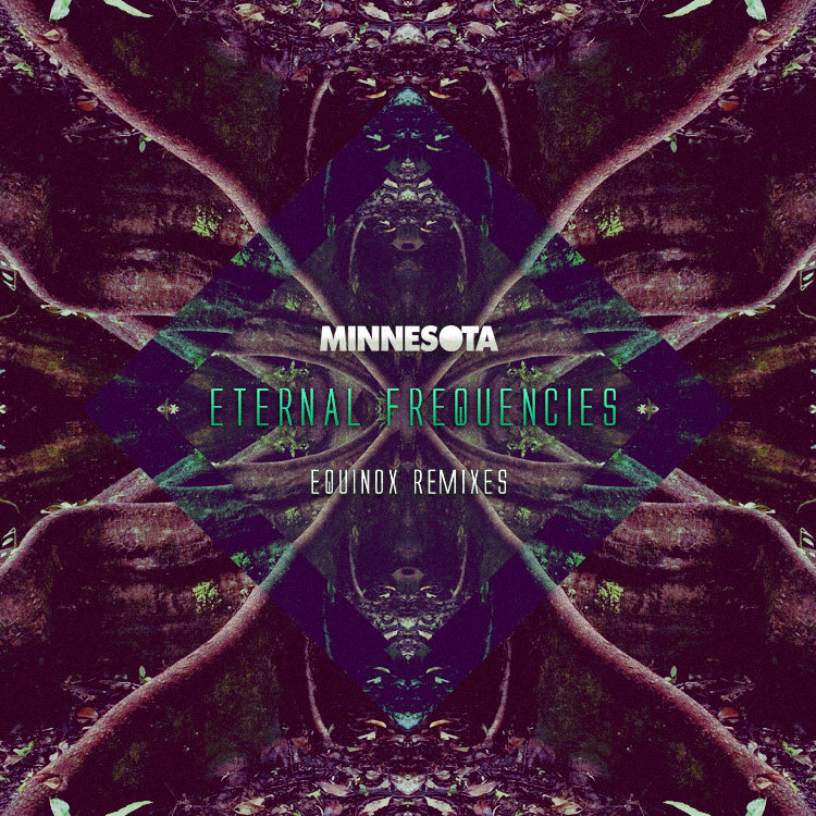 Minnesota - Bloom (D.V.S* Remix) @ 'Eternal Frequencies: Equinox Remixes' album (Austin)
