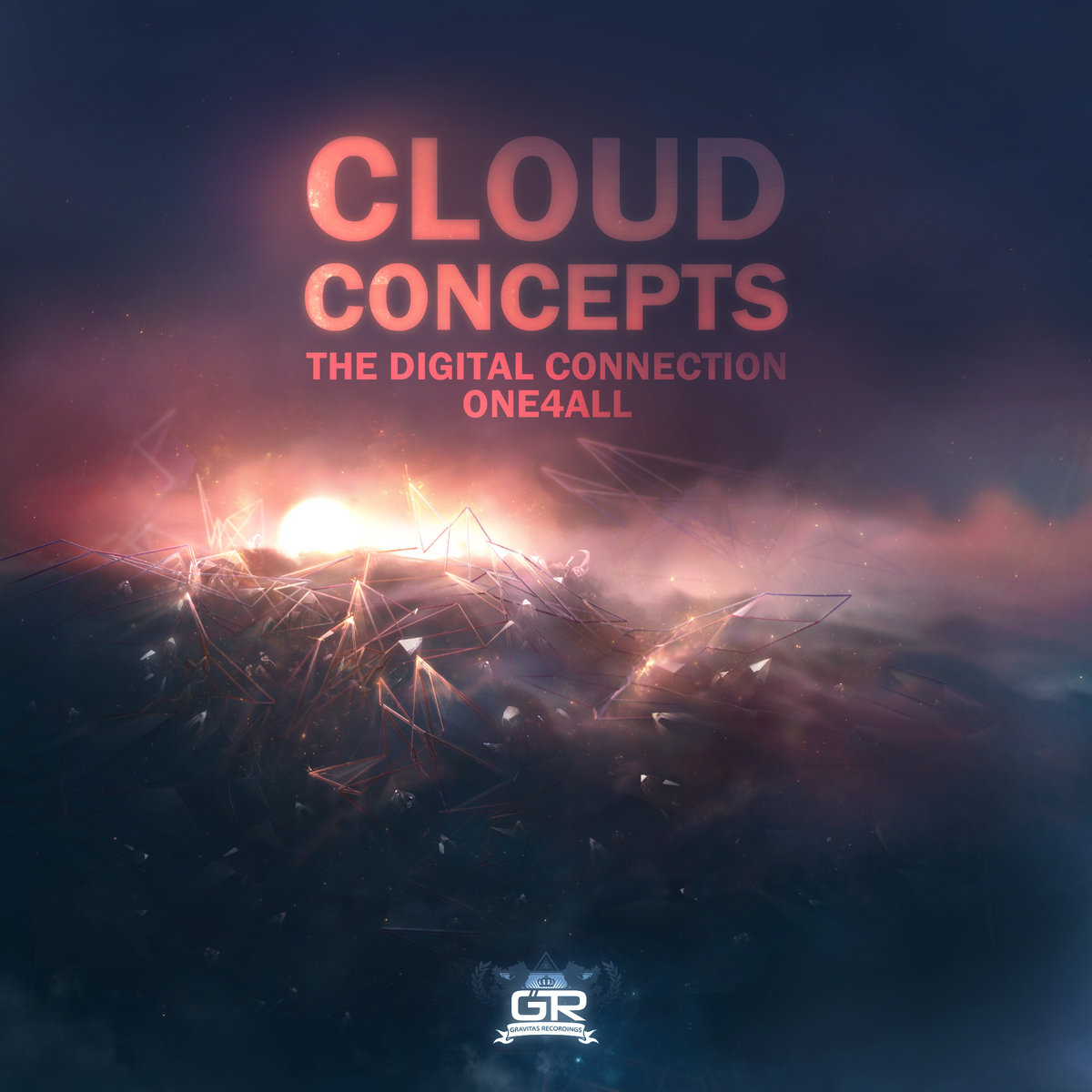 The Digital Connection & ONE4ALL - White Space Conflict @ 'Cloud Concepts' album (colorado, denver)