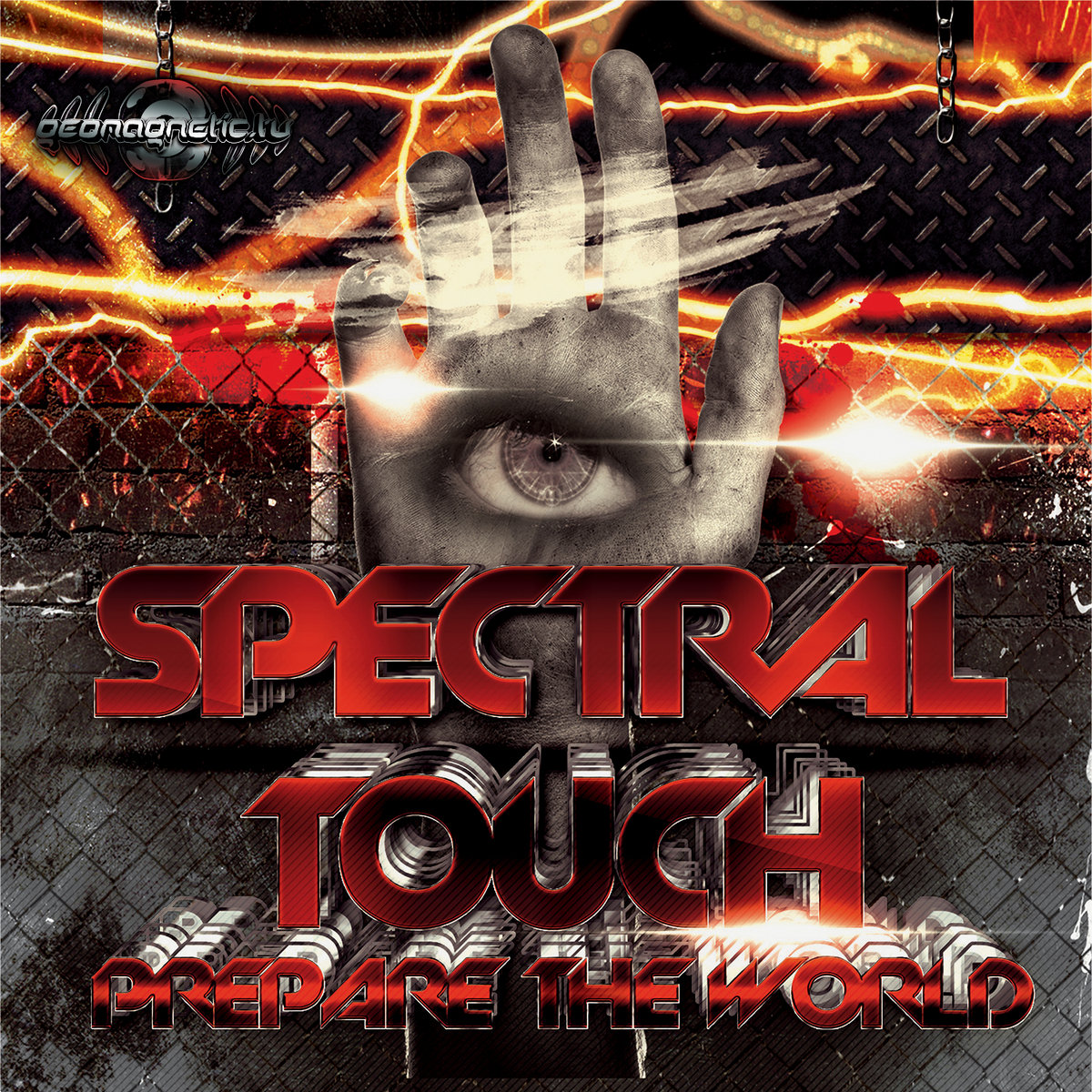 Spectral Touch - Masters of Psytrance @ 'Prepare the World' album (electronic, goa)