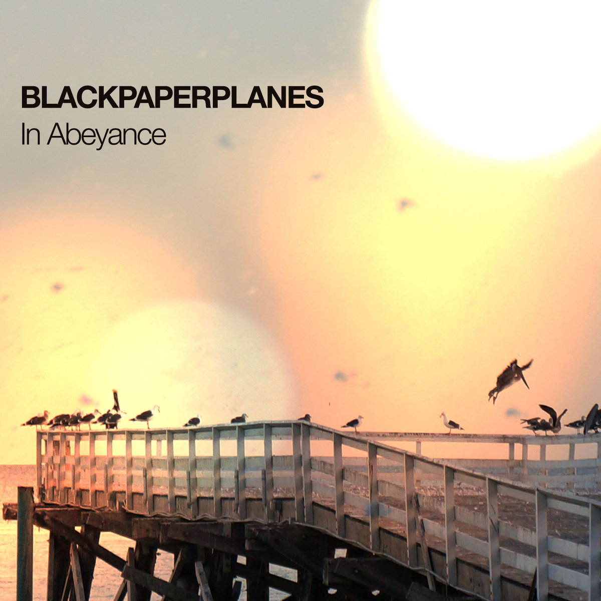 blackpaperplanes - Your Ad Here @ 'In Abeyance' album (experimental, rock)