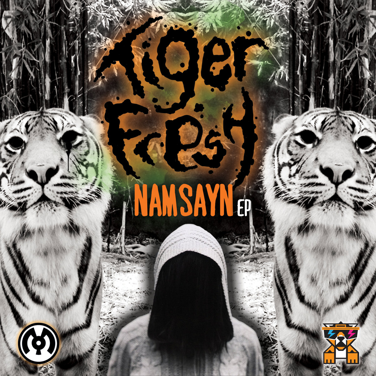 Tiger Fresh - Too Turnt Up (Chrome Wolves Remix) @ 'Namsayn' album (electronic, dubstep)