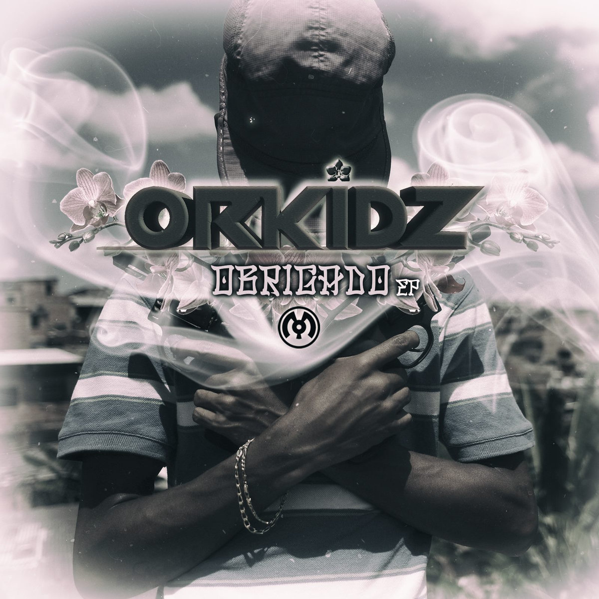 Orkidz - City of Men @ 'Obrigado' album (electronic, dubstep)
