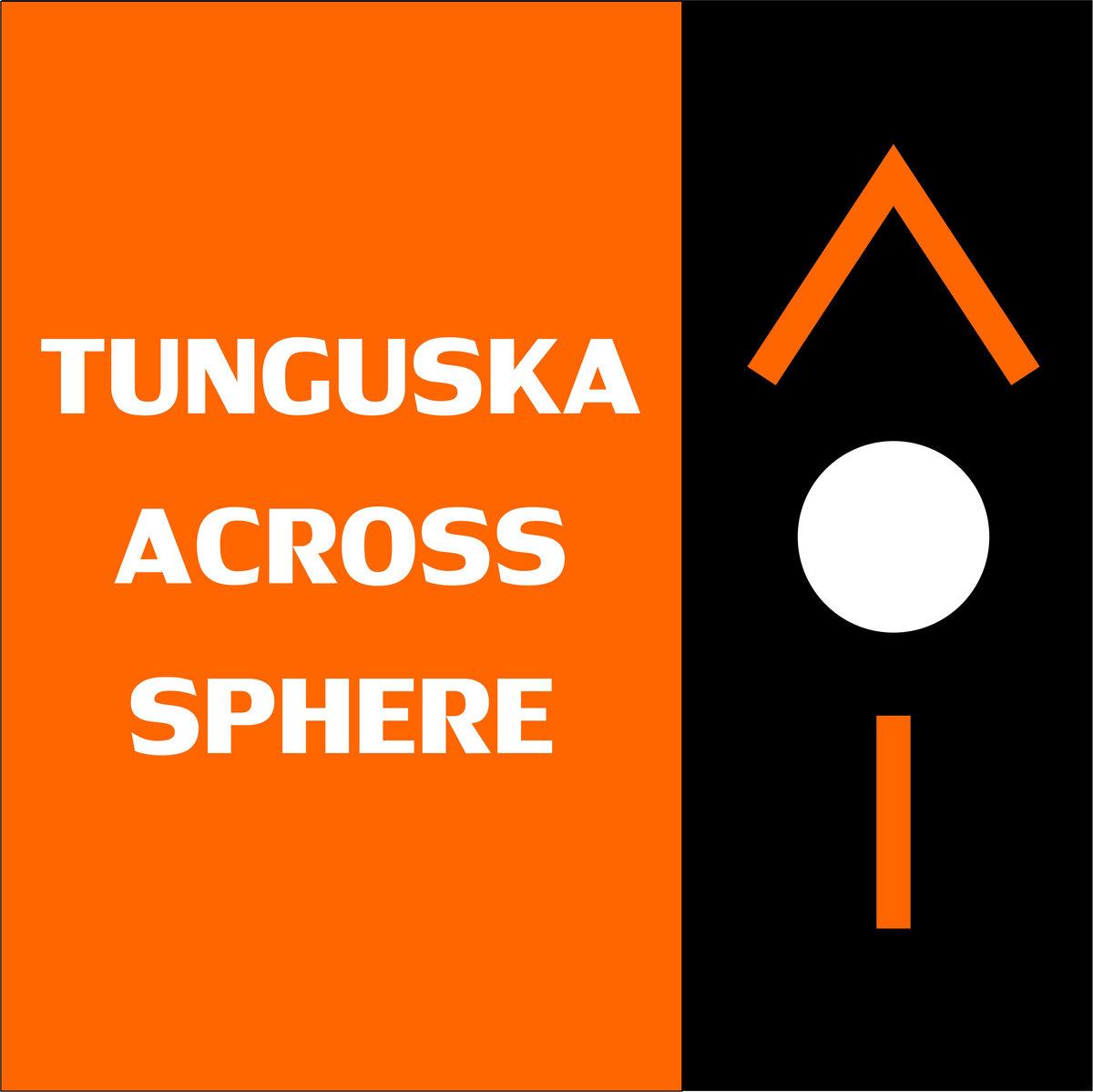 Ellipsis III - Tunguska.Across.Sphere. Vol.3 (artwork)