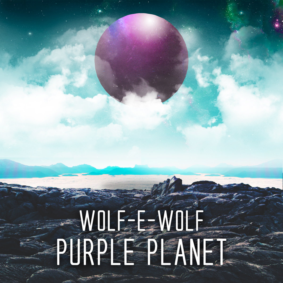 Wolf-e-Wolf - Crystal Cave @ 'Purple Planet' album (Austin)