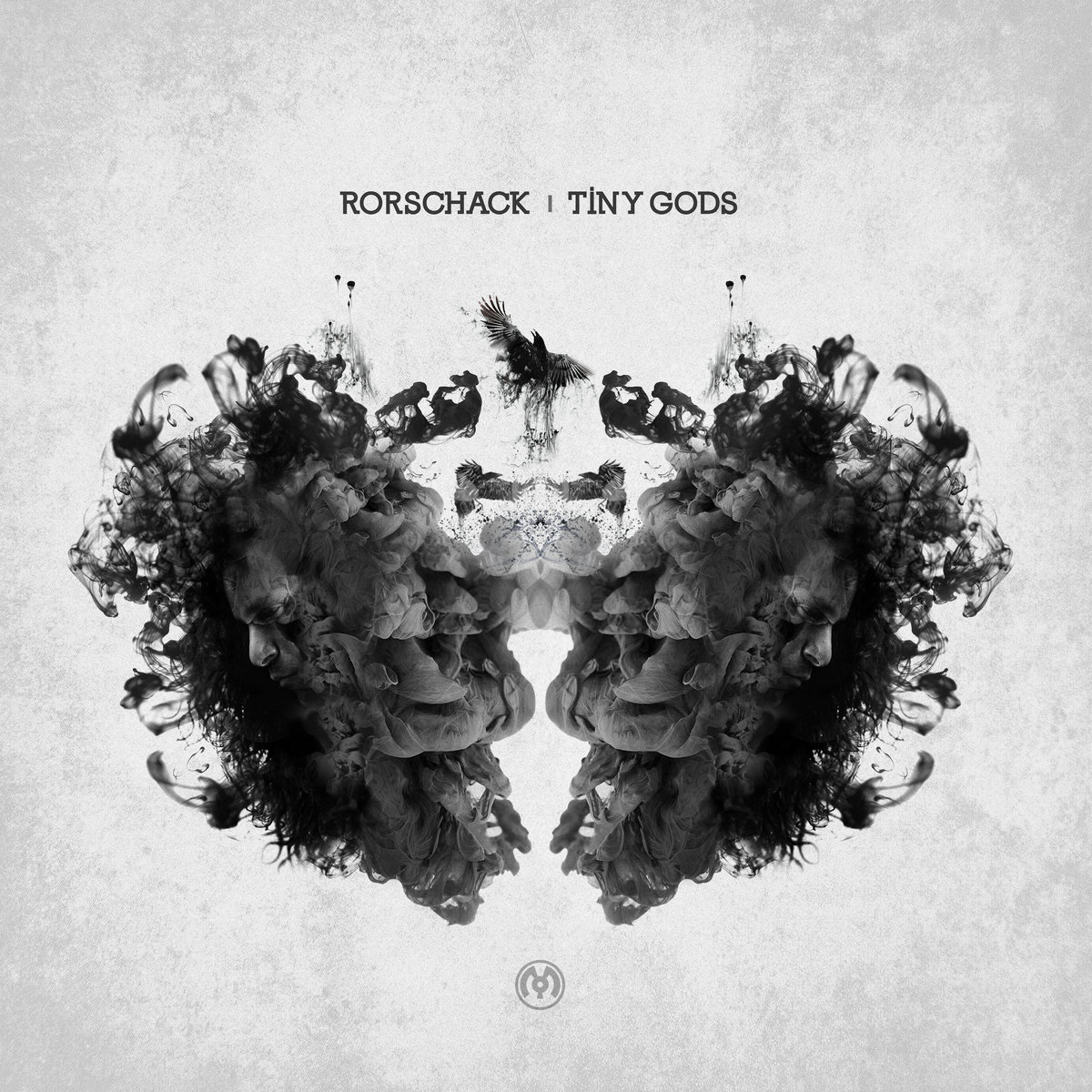 Rorschack feat. MC Carolina & Uncle Kurt - Key Mono @ 'Tiny Gods' album (electronic, dubstep)