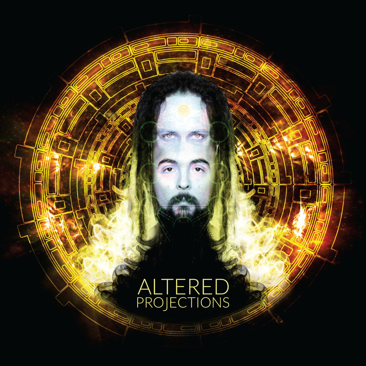 Zebbler Encanti Experience - Psychic Projections (The Digital Connection Remix) @ 'Altered Projections' album (boston, idm)