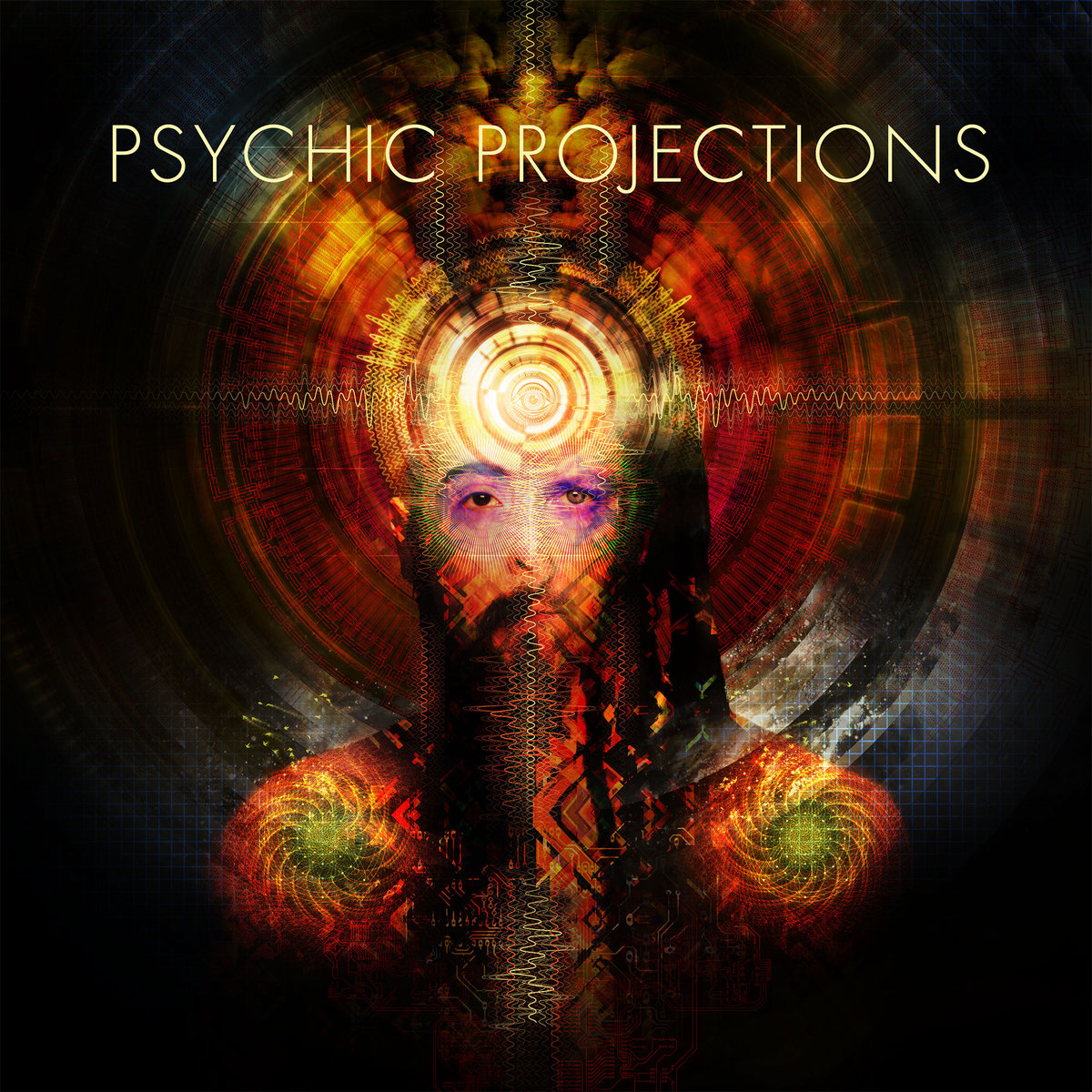 Zebbler Encanti Experience - Data Mind @ 'Psychic Projections' album (moombahton, trap)