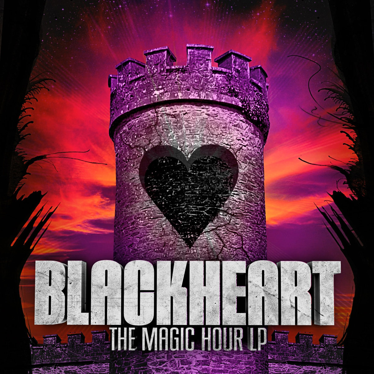 Blackheart & Bukkha - Madhouse @ 'The Magic Hour' album (electronic, dubstep)