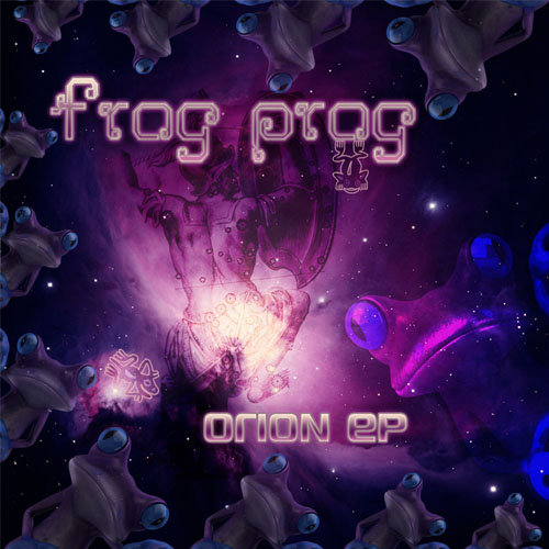 Frog Prog - Orion (artwork)