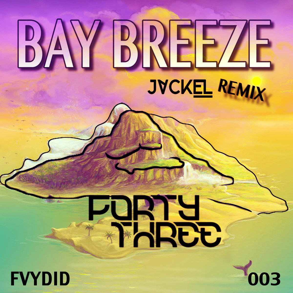 FortyThr33 - Bay Breeze (JackEL Remix) (dance, drum & bass)
