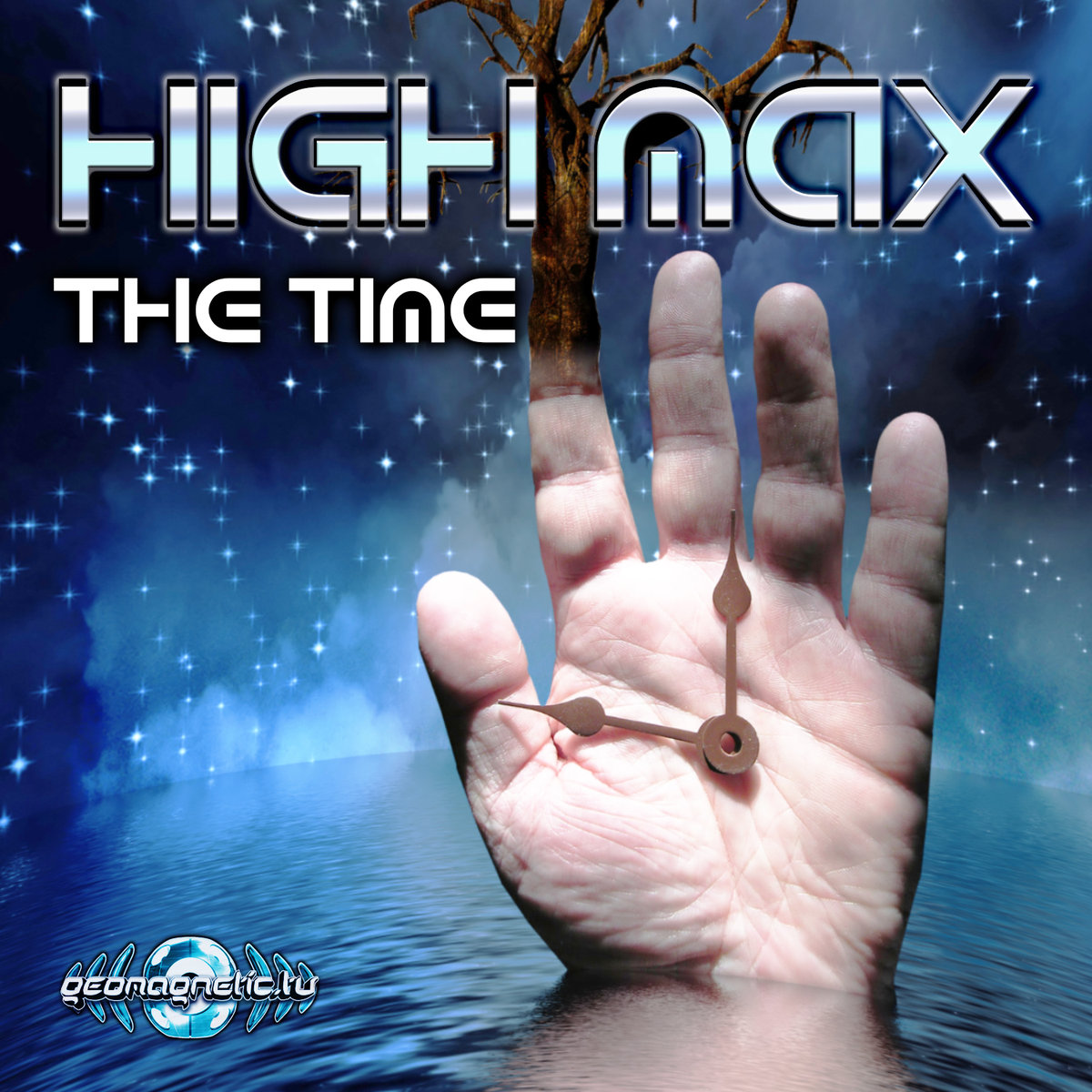 High Max - The Time (artwork)