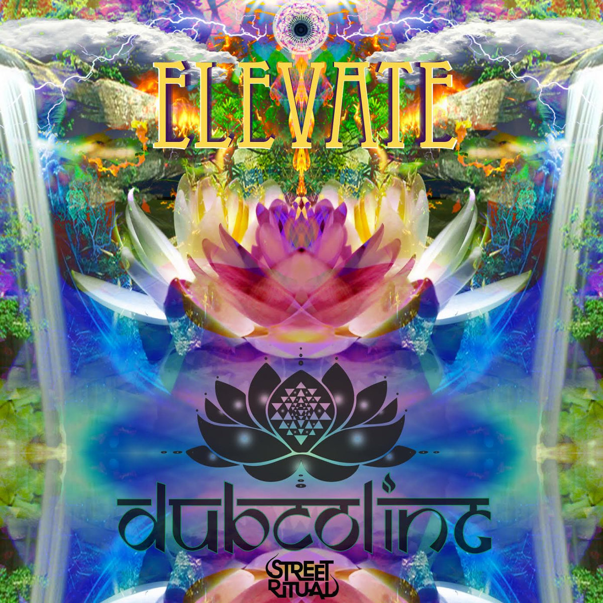 DubCOliNG - YOX @ 'Elevate' album (bass, dub)