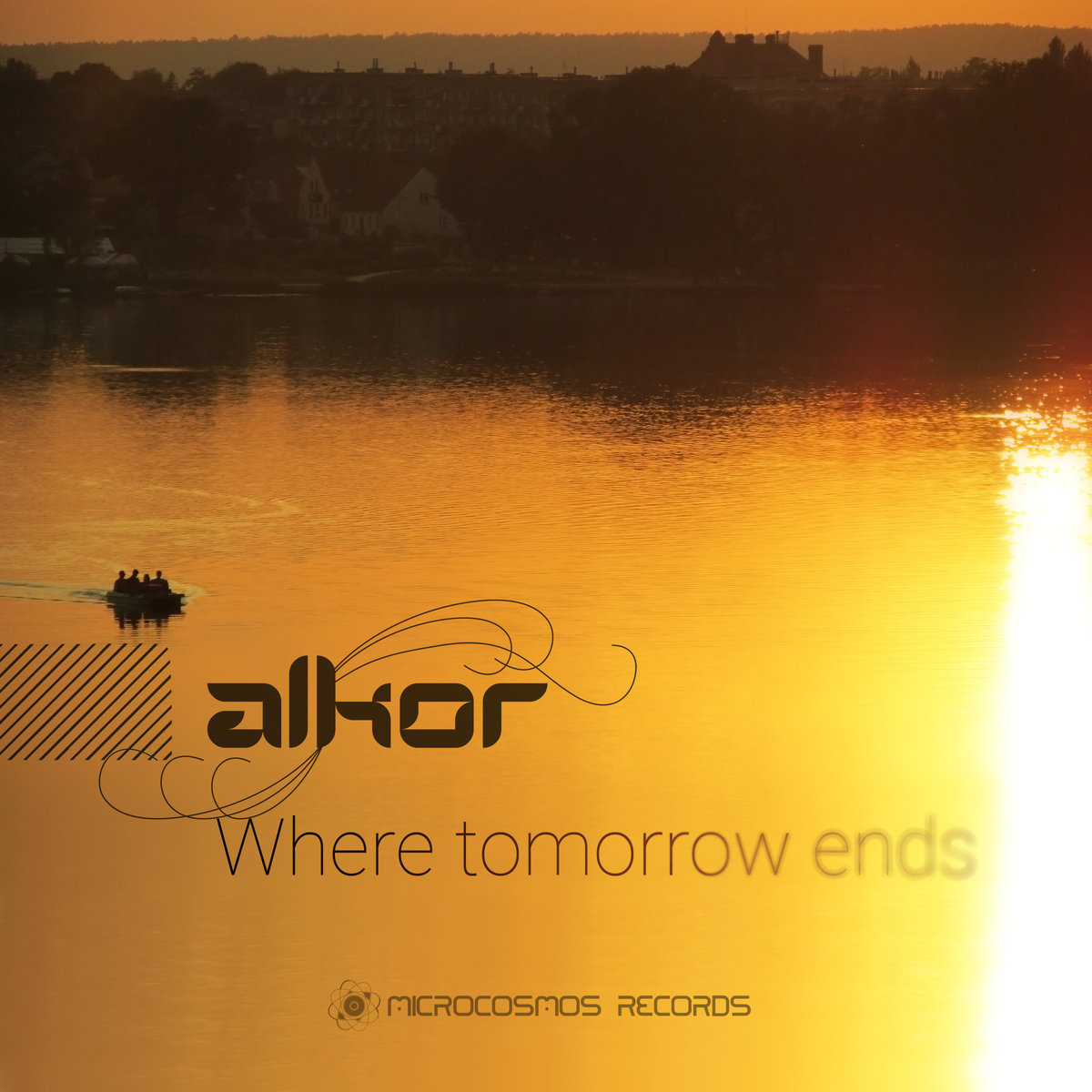 Alkor - Dry Fields @ 'Where Tomorrow Ends' album (ambient, chill-out)
