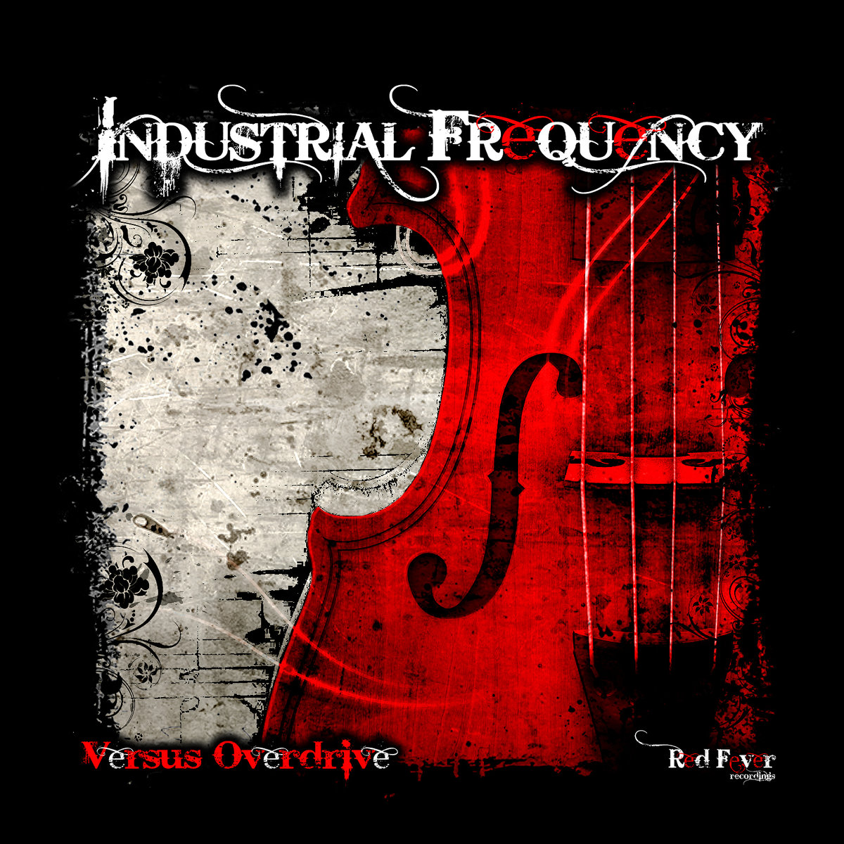 Industrial Frequency - All Over The Place @ 'Versus Overdrive' album (electronic, gabber)