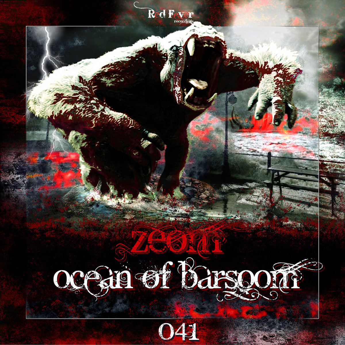 Zeom - Ocean Of Barsoom (artwork)
