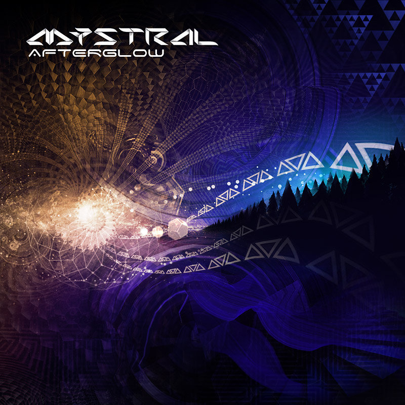 Mystral - Open Source @ 'Afterglow' album (electronic, hip hop)