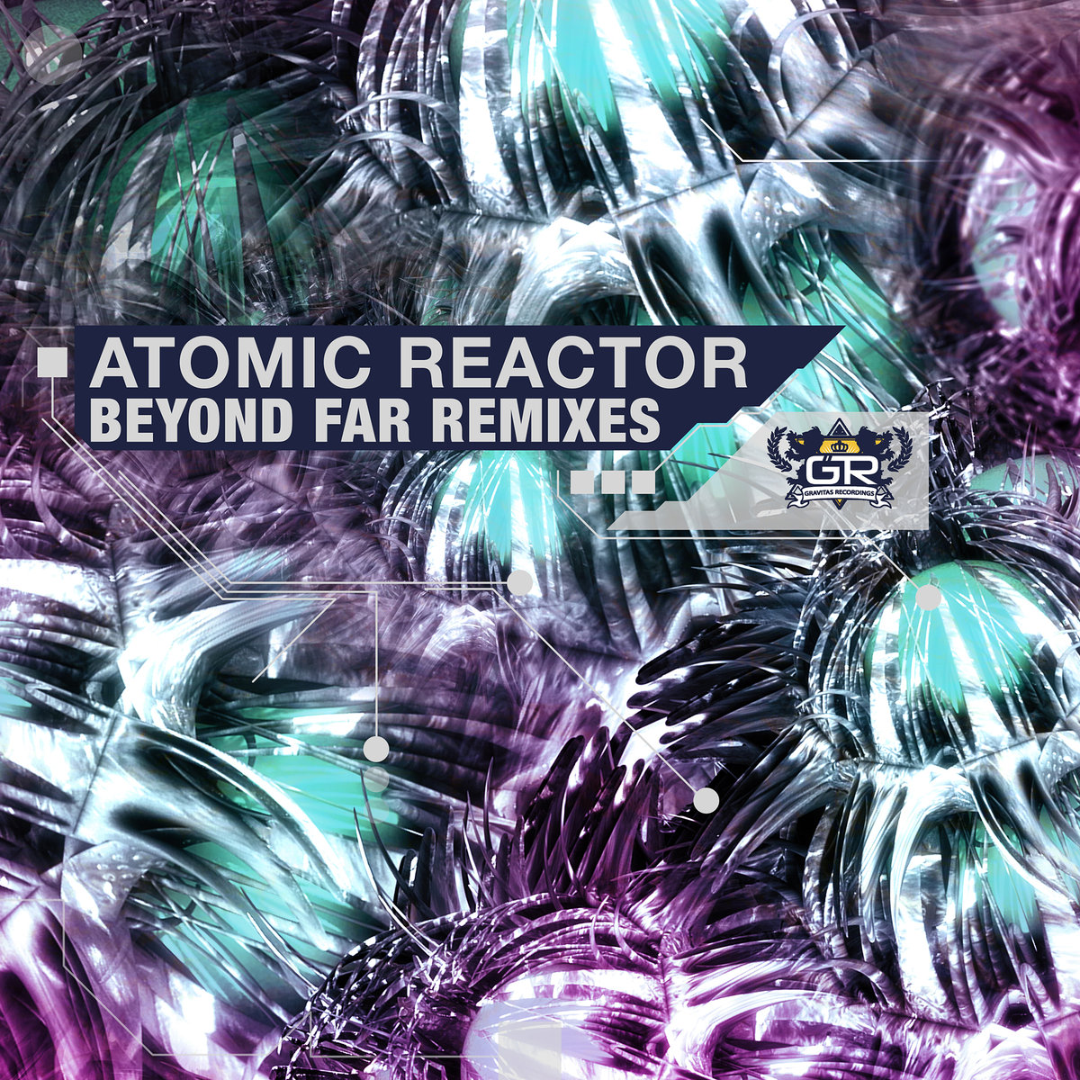 Atomic Reactor - Beyond Far (Encanti Remix) @ 'Beyond Far Remixes' album (Austin)