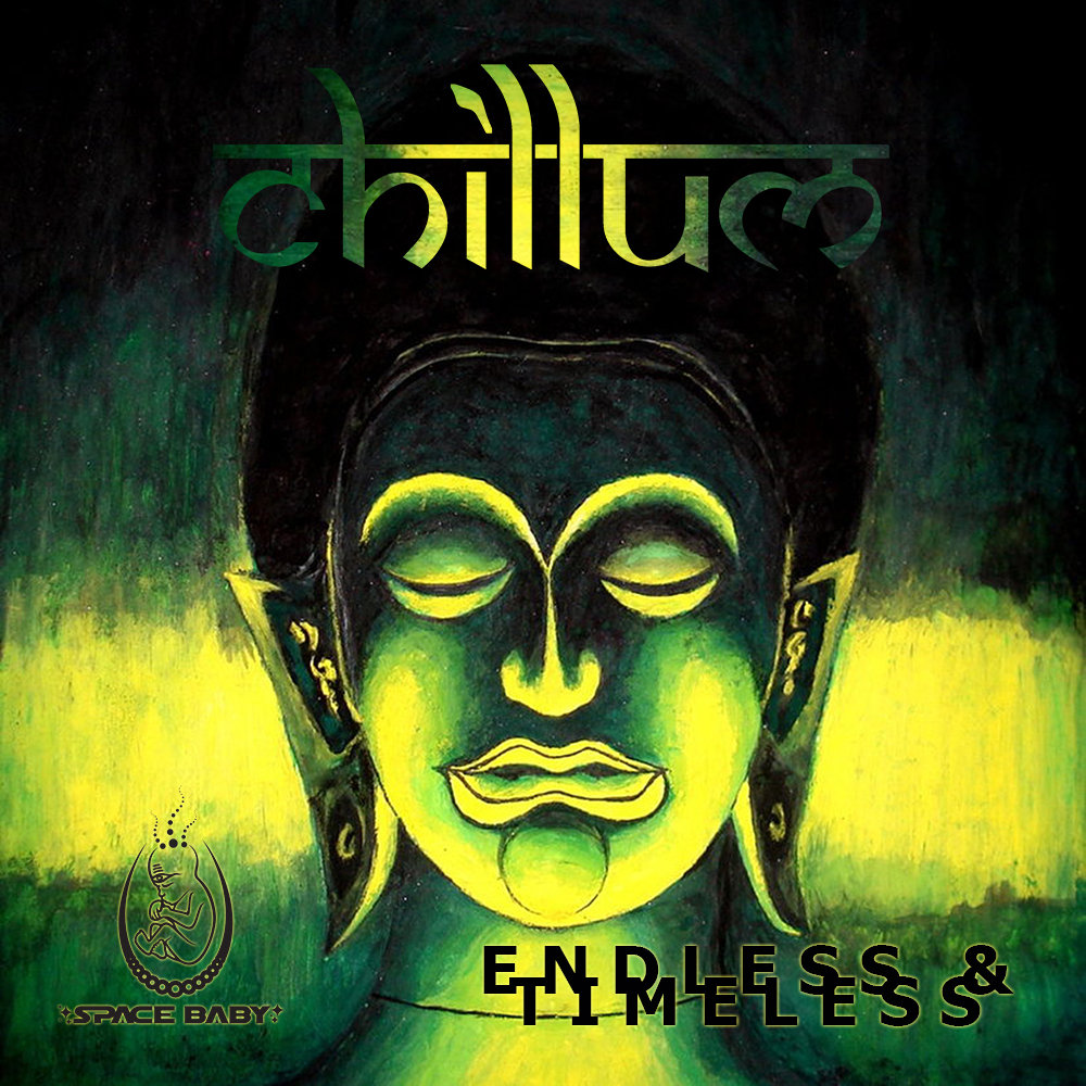 Chillum - Electric Krishna @ 'Endless & Timeless' album (ambient, electronic)