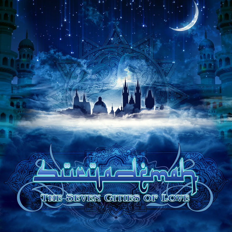 SuryaDemaH - Little India @ 'The Seven Cities of Love' album (electronic, surayedemah)