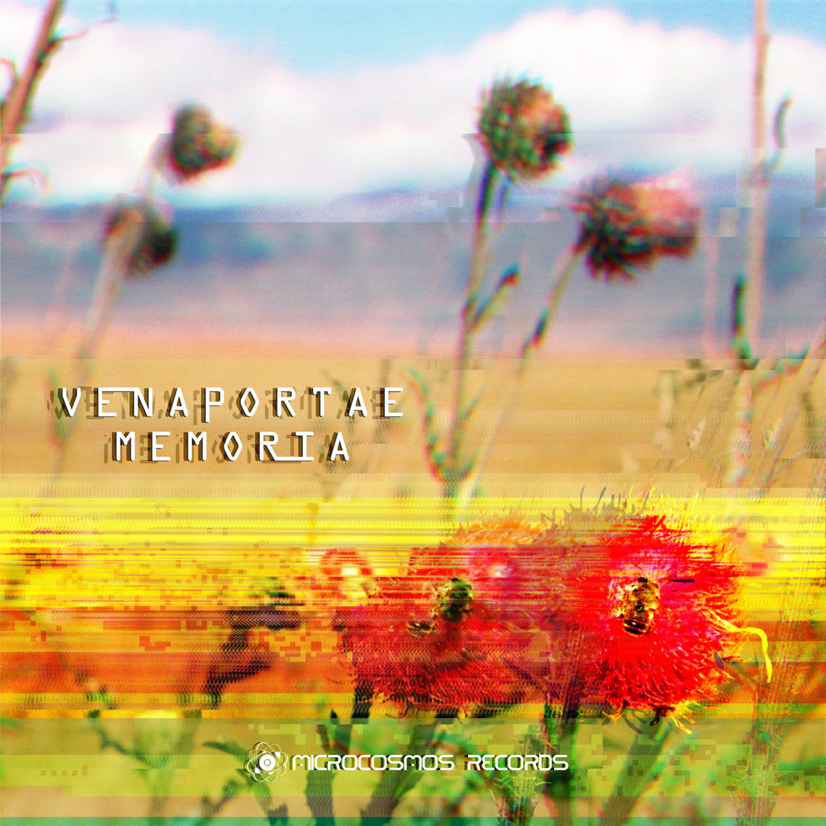 Vena Portae - Crystals In My Hand @ 'Memoria' album (ambient, chill-out)